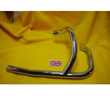 Pipes Vincent V Twin Exhaust Series A