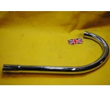 Pipe Triumph 3S Exhaust 1936 on
