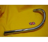Pipe  AJS Matchless 500, G80,18 1950 - 1954  Alloy Head