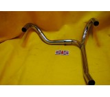 Pipe Siamese Stainless Steel BMW 1974 - 1985 Series 5, 6 & 7