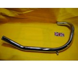 Pipe AJS 350  Exhaust 16C  1960 - on