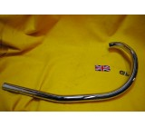 BSA  C11 Exhaust Pipe Pre War