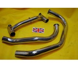 Pipe Ducati 750GT - includes balance pipe