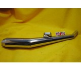 Silencer  Laverda Jota Exhaust - mute in tail
