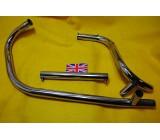 Moto Morini 3-1/2  - Pipe Set