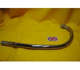 Pipe Laverda Exhaust, 750 GT & early SF1