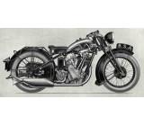 BSA 1932 S8 Sloper