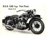 BSA 1936 G14